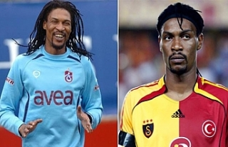 Rigobert Song'dan dans şov
