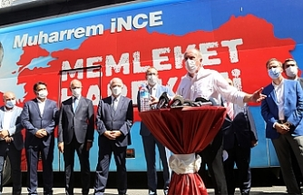 Muharrem İnce yeni parti kuracak mı? Muharrem İnce'nin partisinin adı ne? 'Memleket Hareketi' başlıyor!